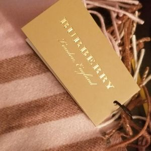 [New and genuine] Burberry Nova Check Scarf